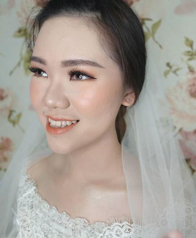 Bride Makeup by Desy Lestari Makeup - 004