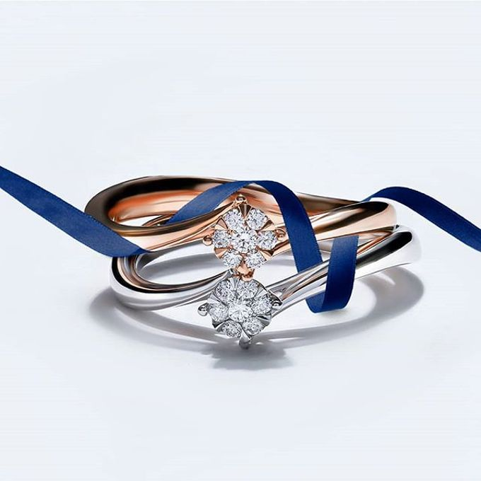 ENGAGEMENT RING by Lino and Sons - 037