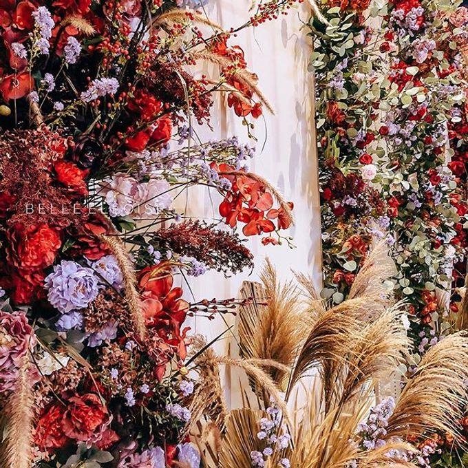 Vibrant Elloise  Garden by Belle Elloise.Co - 008