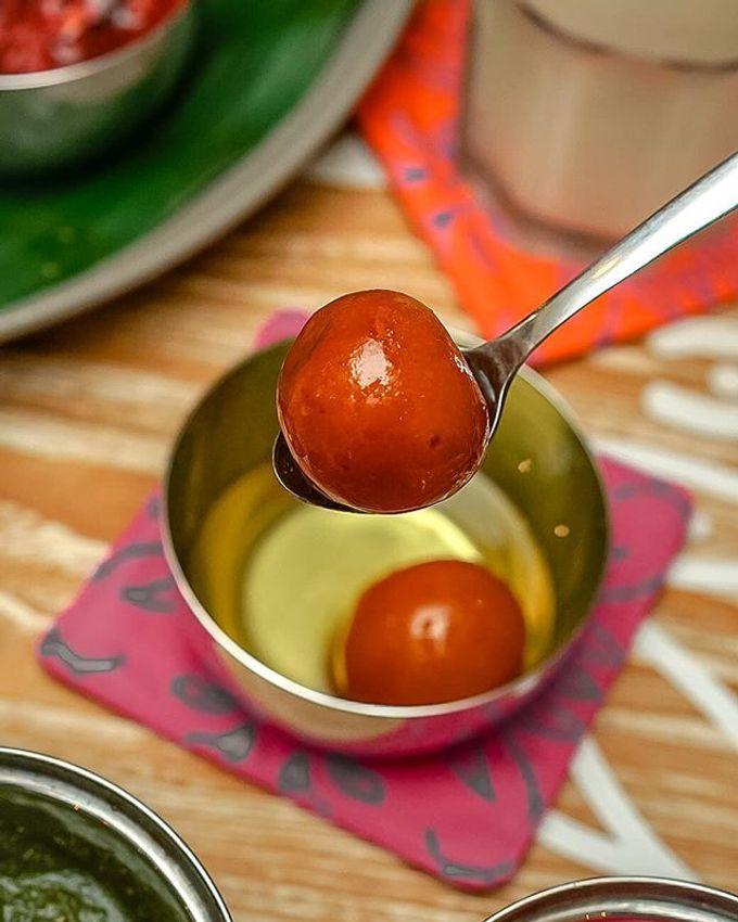 Catering for Indian Food by Roti Daal - Vegan & Vegetarian Indian Food - 002