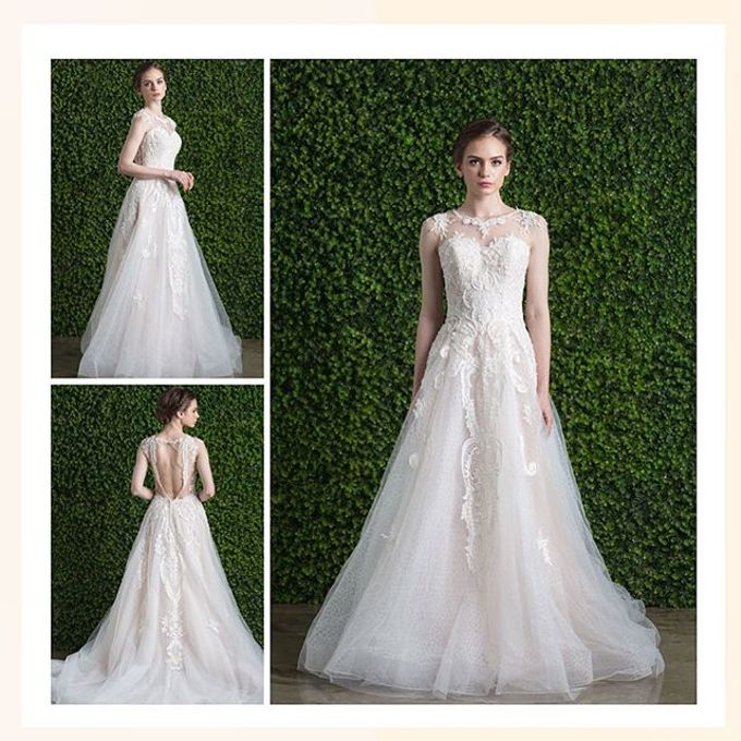 Ethereal Beauty Collection  by The Gown Warehouse - 005