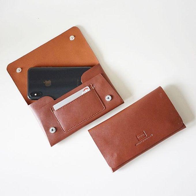 Handphone & Card Wallet by Le'kado - 012