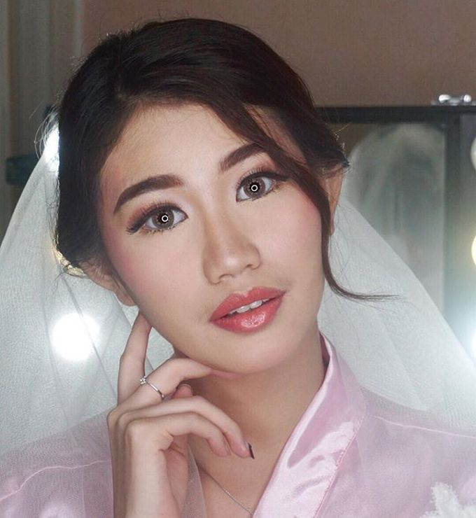 Ms. Cindy Veronica by MRS Makeup & Bridal - 003