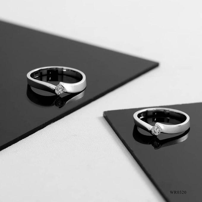 Cincin Kawin WR0320 V&Co Jewellery by V&Co Jewellery - 001