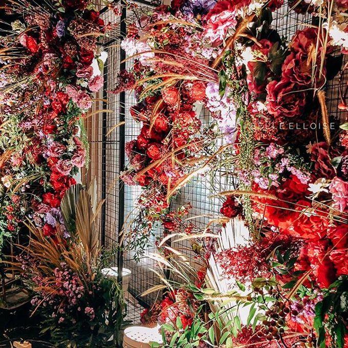 Vibrant Elloise  Garden by Belle Elloise.Co - 006