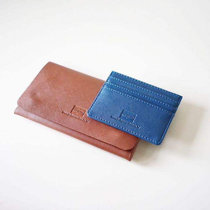 Handphone & Card Wallet by Le'kado - 011