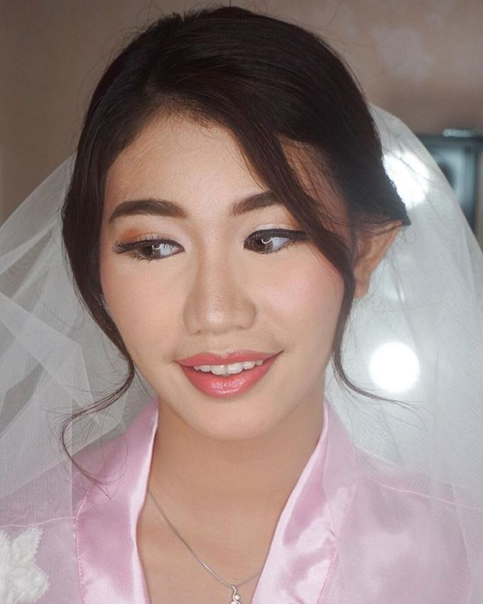 Ms. Cindy Veronica by MRS Makeup & Bridal - 001