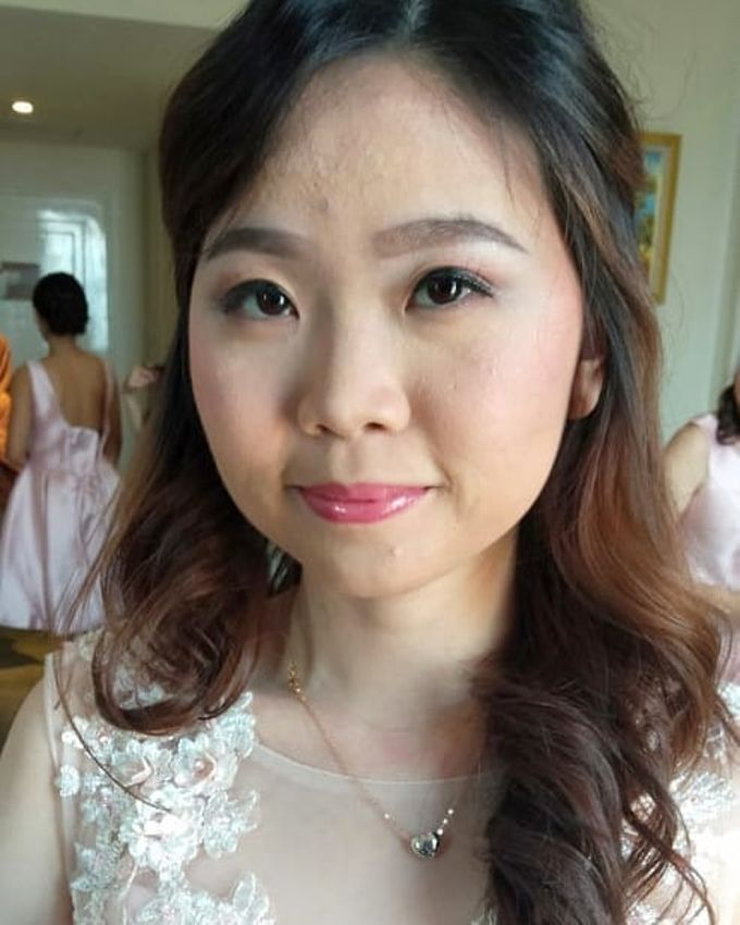 Makeup & Hair Do by Nys Beauty Studio - 010