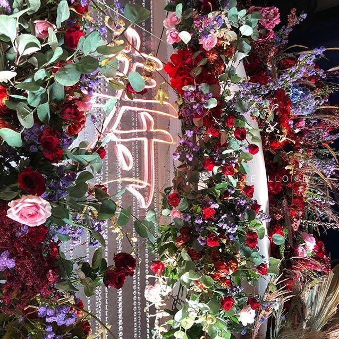 Vibrant Elloise  Garden by Belle Elloise.Co - 001