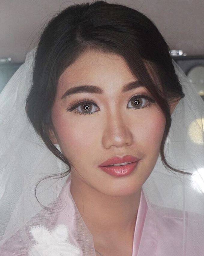 Ms. Cindy Veronica by MRS Makeup & Bridal - 007