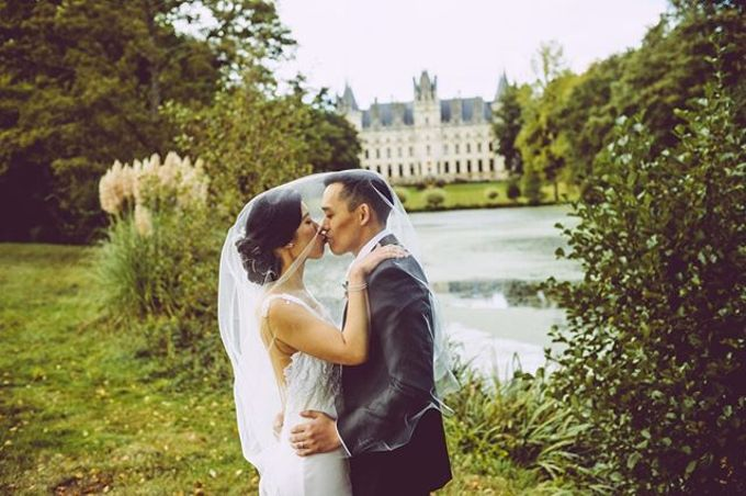 The Perfect Elopement by Chateau Challain Events - 002