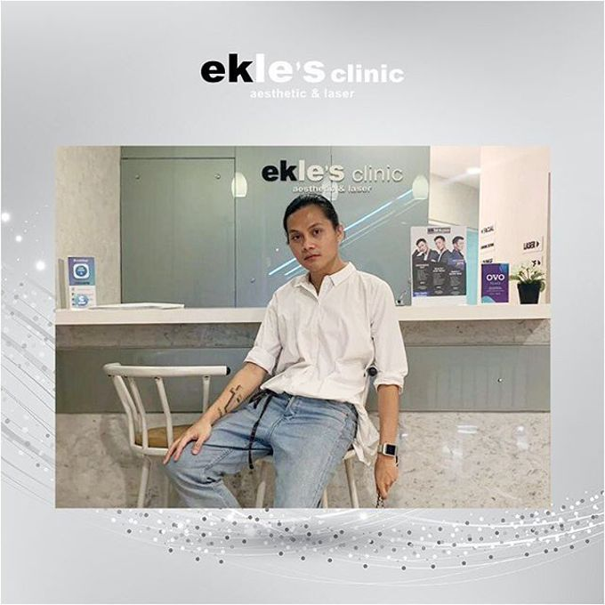 Influencer At Ekle's Clinic  by Ekle's Clinic Aesthetic & Laser - 008