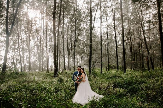 Pre - Wedding of Sam & James by Natalie Wong Photography - 010