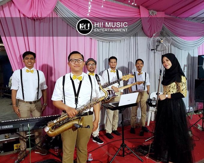 Wedding Reception Events (The Band) by Hi! Music Entertainment - 043