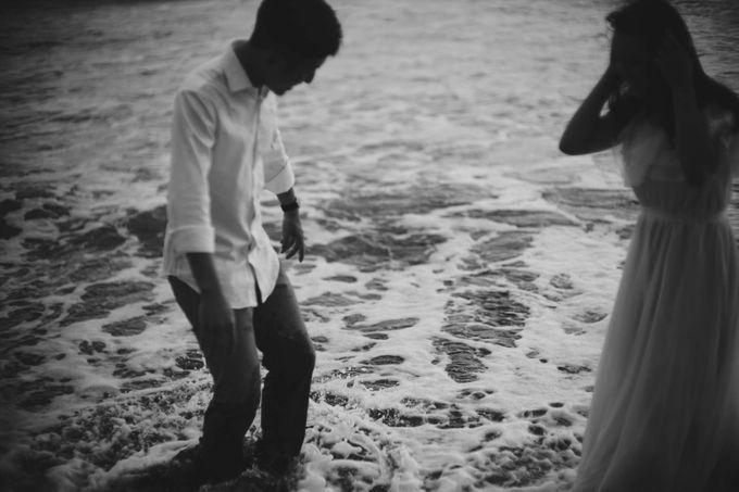 Kristi & Yonathan Prewedding by AKSA Creative - 002
