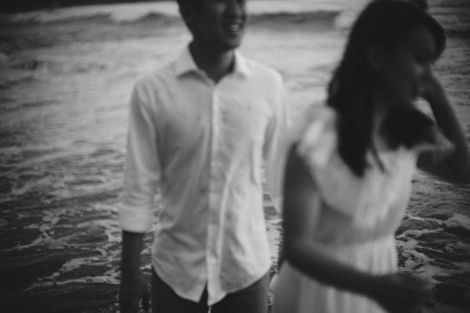 Kristi & Yonathan Prewedding by AKSA Creative - 003