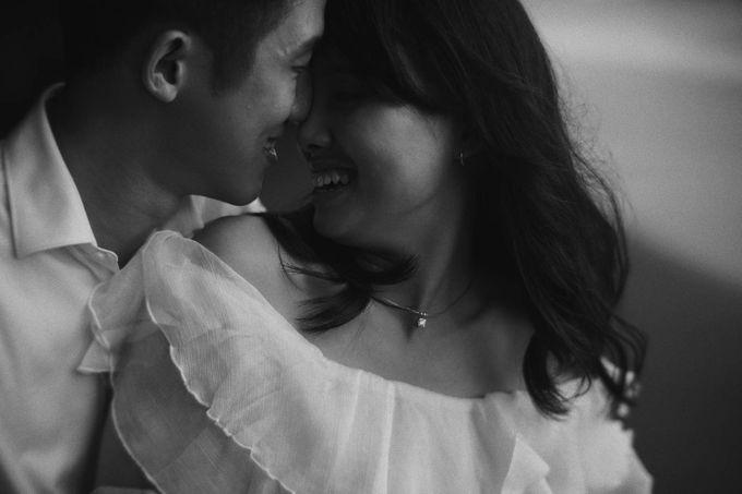 Kristi & Yonathan Prewedding by AKSA Creative - 004