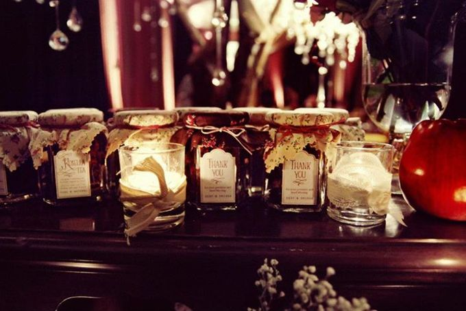 Bohemian Rhapsody by Tea Rose Wedding Designer - 003