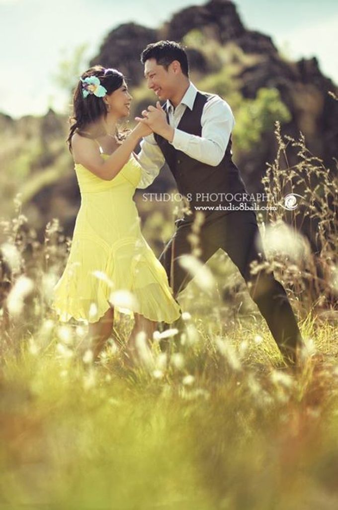 Prewedding - Evan & Shirley by Studio 8 Bali Photography - 021