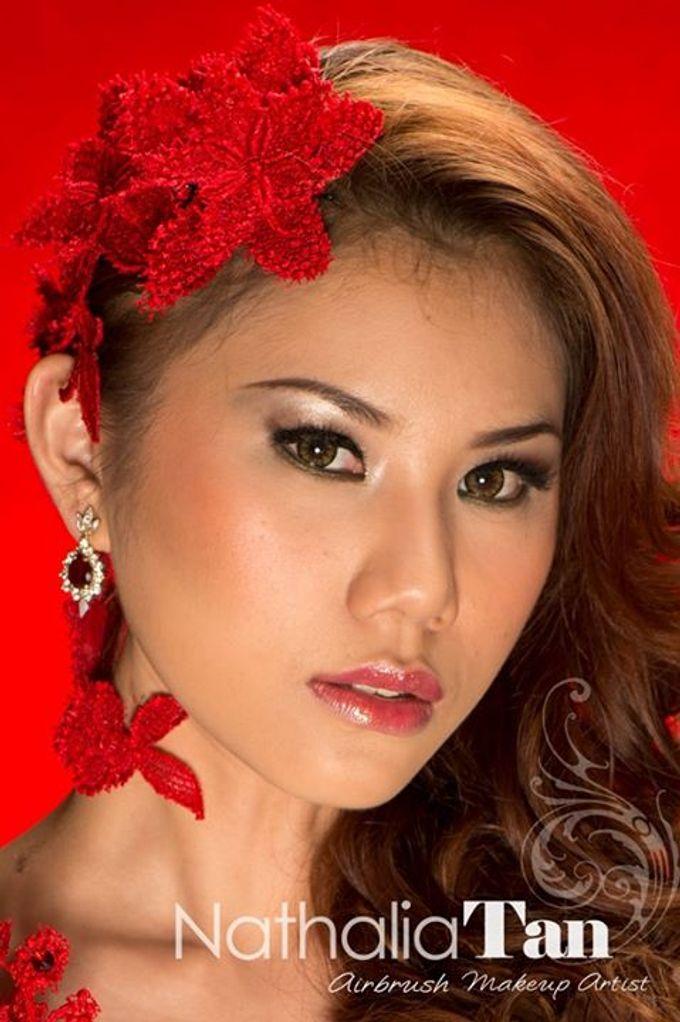 Classic Elegance captured by Nathalia TAN Makeup Artist - 015