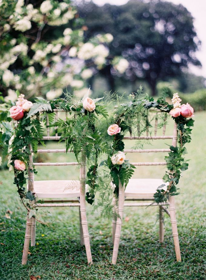 Wedding of Wayne & Liz by Rosette Designs & Co - 014