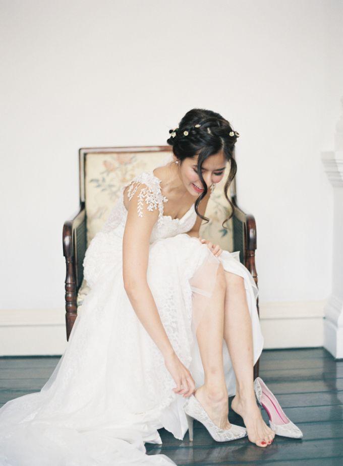 Wedding of Wayne & Liz by Rosette Designs & Co - 017