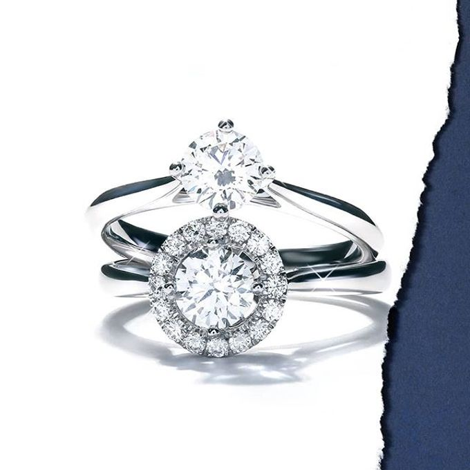 ENGAGEMENT RING by Lino and Sons - 036