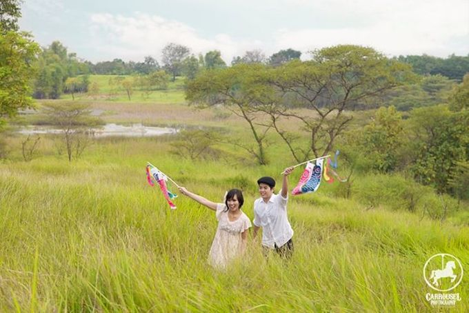 Hengky & Julia - Prewedding by Carrousel Photography - 008