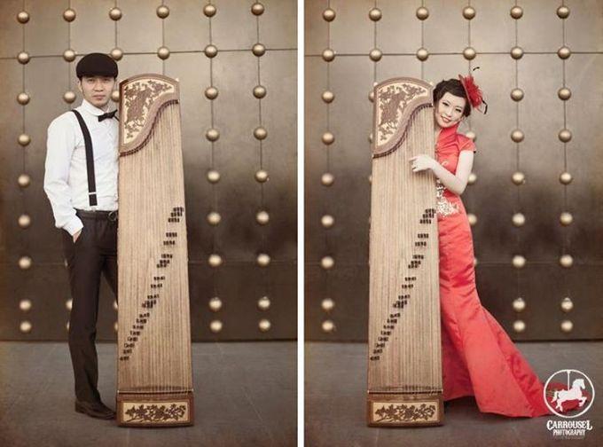 Alvin & Azalia - Prewedding by Carrousel Photography - 004