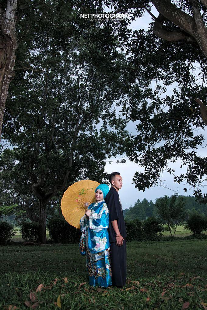 HAFSAH & BAGAS | PREWEDDING by NET PHOTOGRAPHY - 007