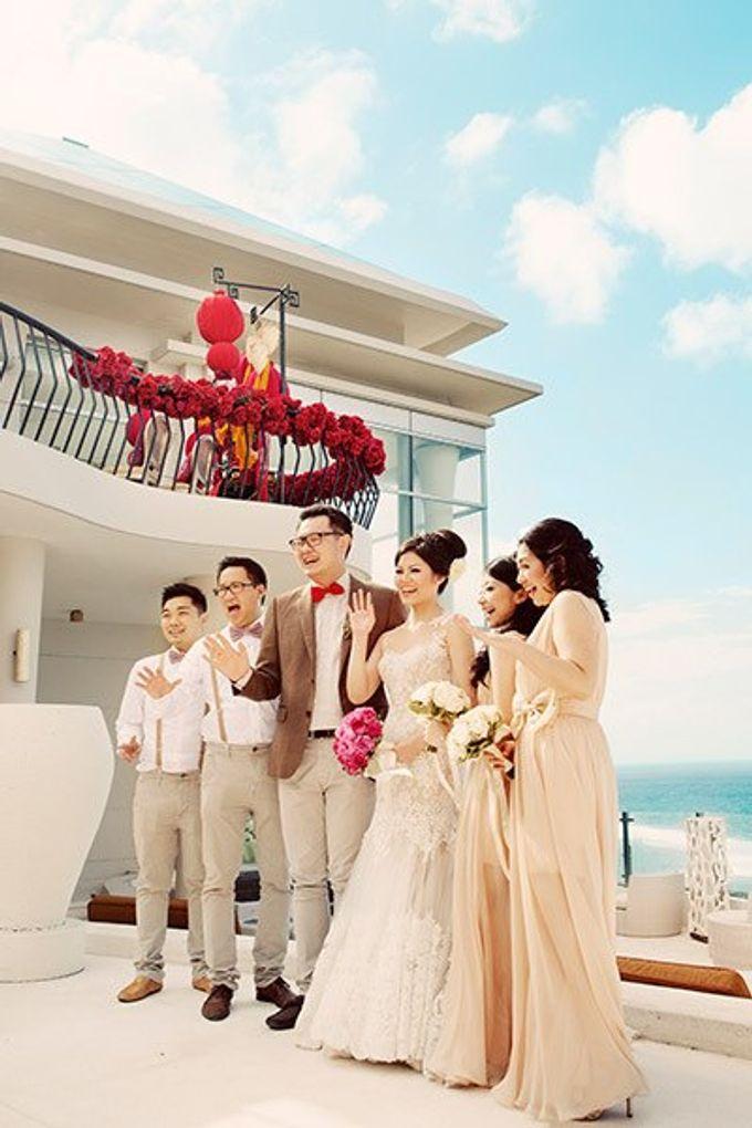 Kevin & Nastassya's Bali Wedding by Flying Bride by Flying Bride - 004