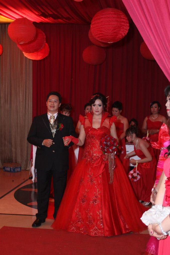 Wedding Teddy Chen & Merry Zhong by Teddy Chen Music Entertainment - 012