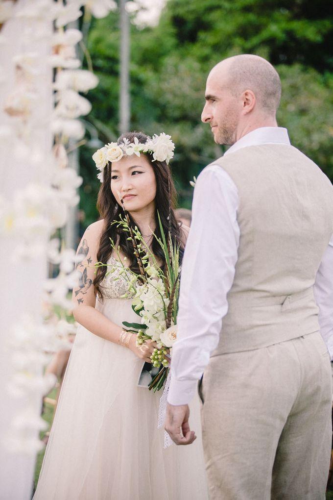 Catch Your Dreams Boho Wedding by Hari Indah Wedding Planning & Design - 016