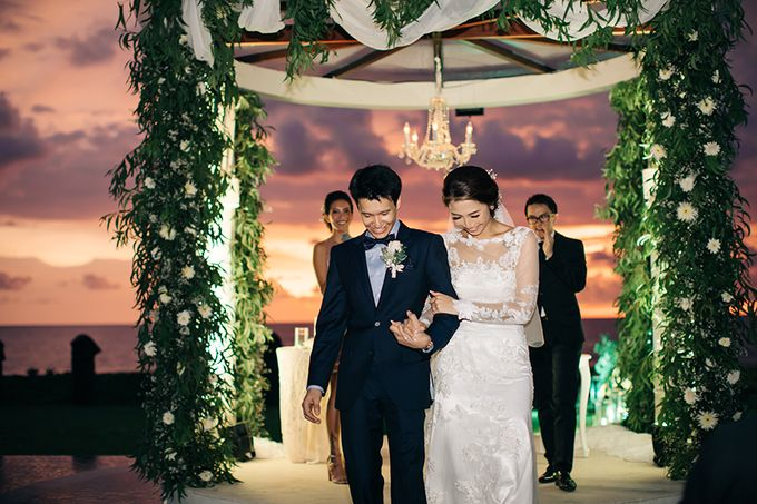Yulia and Moses Wedding at Phalosa by One Fine Day Weddings - 036
