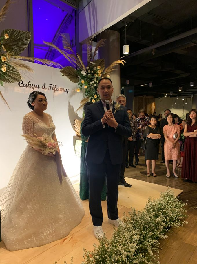 Jazz Wedding Entertainment - Double V  Entertainment with Anthony stevven MC  Intimate Open Restaurant Double Tree Jakarta by Anthony Stevven - 006