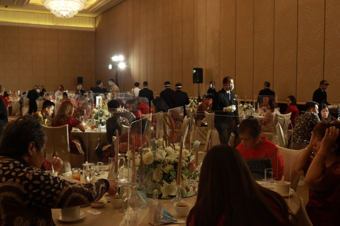 MC Sangjit Hotel Mulia Ballroom Jakarta - Anthony Stevven by Anthony Stevven - 023