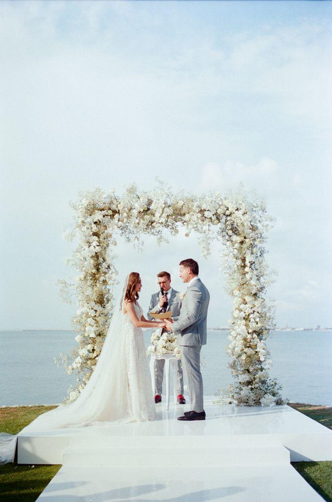 Joff and Alda Wedding by AVAVI BALI WEDDINGS - 003