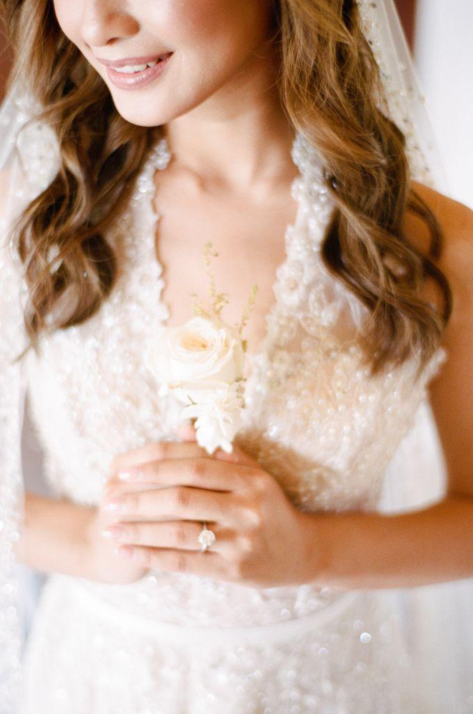 Joff and Alda Wedding by AVAVI BALI WEDDINGS - 007