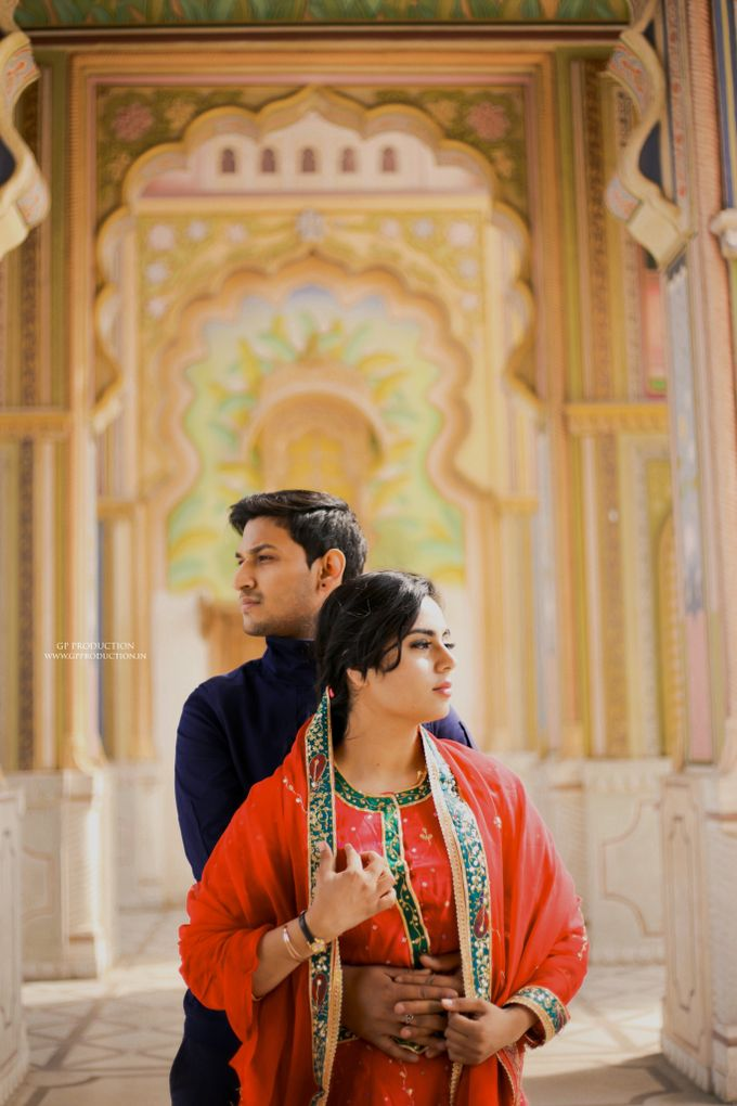 Pre Wedding Shoot by GP PRODUCTION - 010