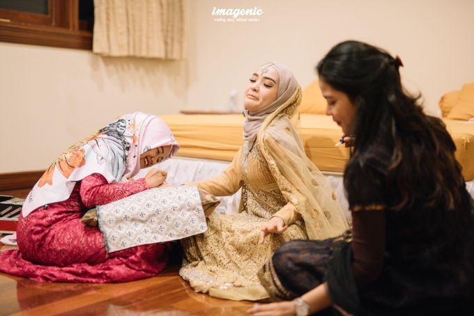 Mehndi Night of Hamidah by Imagenic - 006