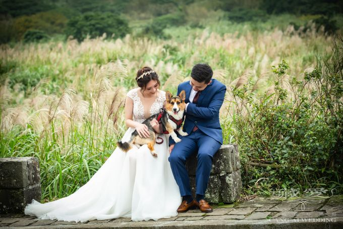 Uniquely Taiwan by Cang Ai Wedding - 014