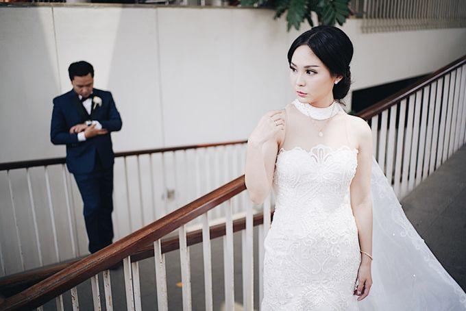 Aldi & Windy Wedding Day by Écru Pictures - 001