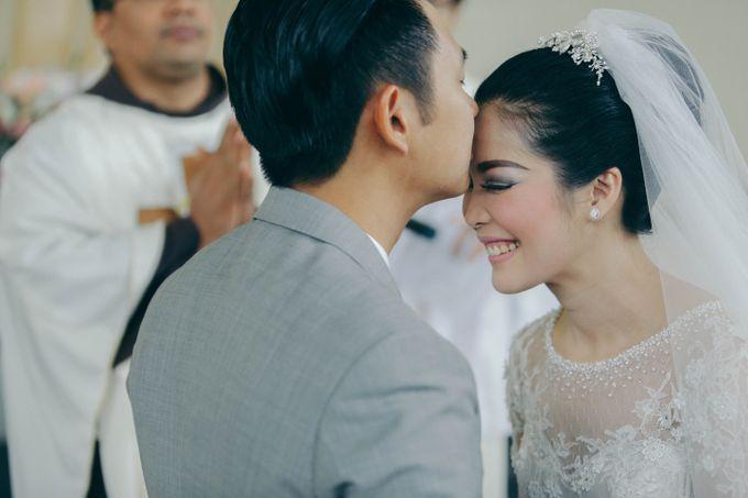 Tomas & Asti Jakarta Wedding by Ian Vins - 031