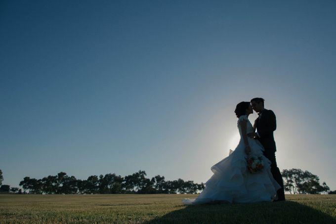 Ivan & Laviana Perth Wedding by Ian Vins - 041