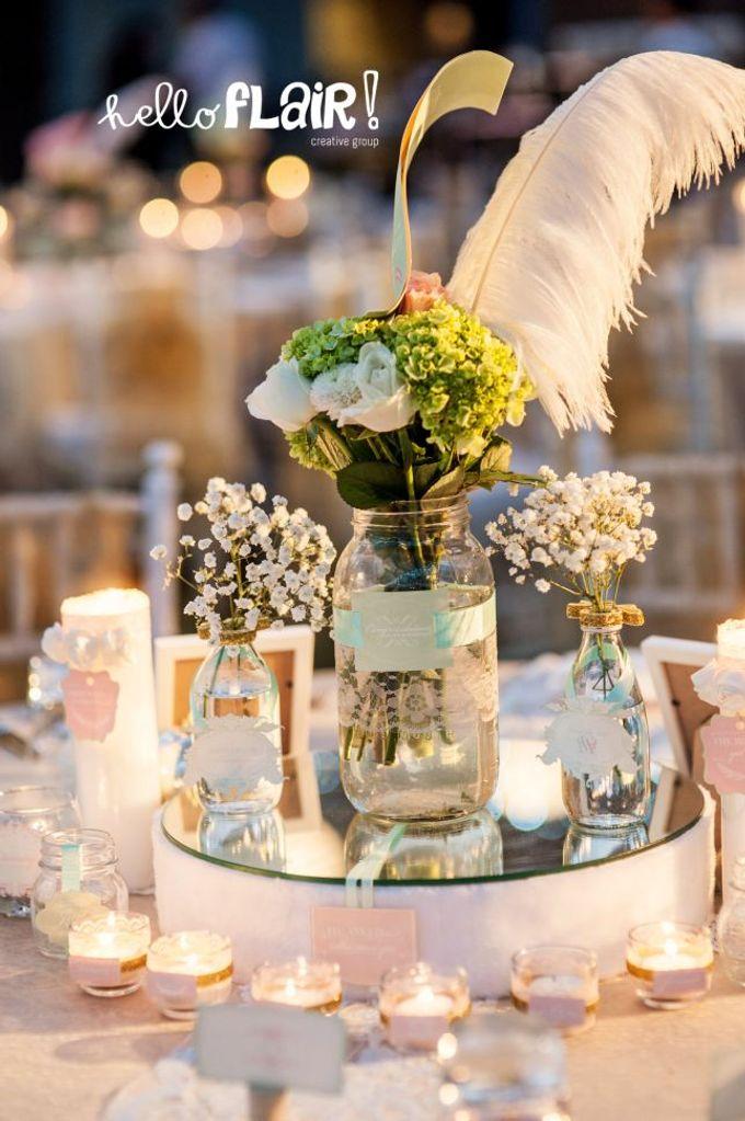 THE WEDDING OF VINCENT & VINA by Sofitel Bali Nusa Dua Beach Resort - 002