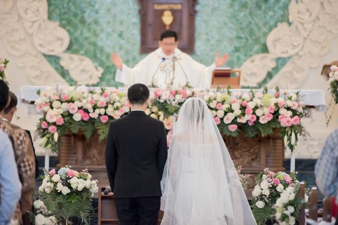 Lawrence & Karen Wedding by Love Bali Weddings - 004