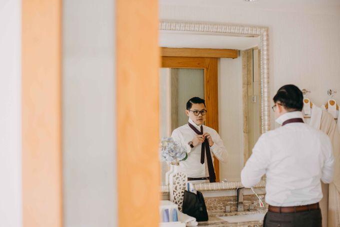 Wedding The Mulia Resort Donald & Tabita by StayBright - 005