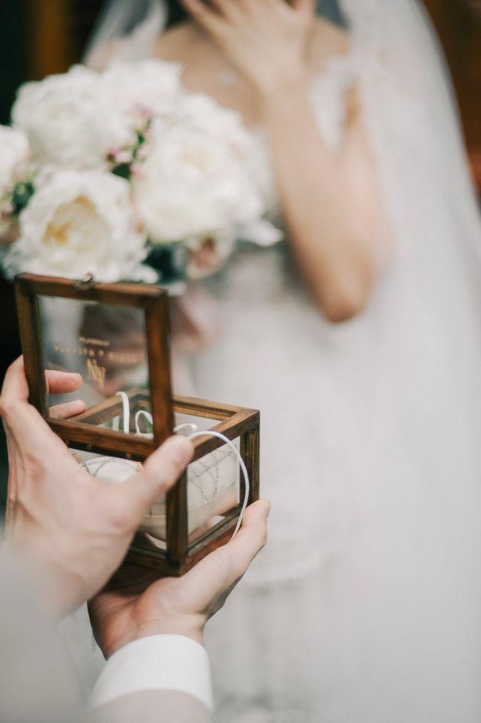 Alvin & Natasha Wedding by Philip Formalwear - 024