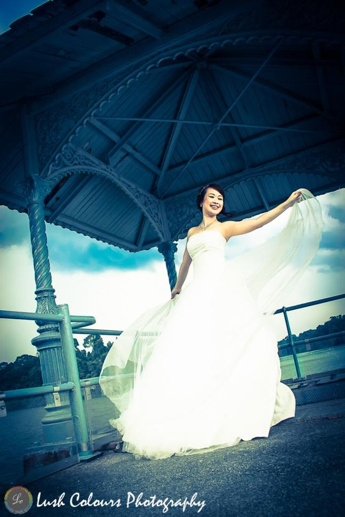 Singapore Pre Wedding Photography for Chongyou & Kai Ling by Lush Colours Photography - 001