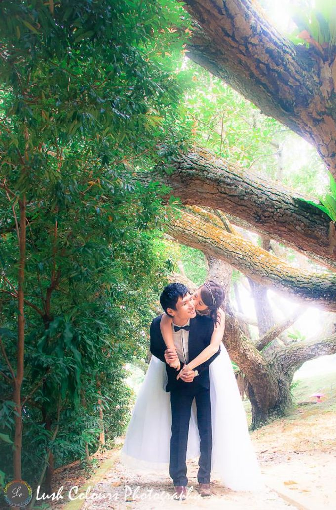 Singapore Pre Wedding Photography for Chongyou & Kai Ling by Lush Colours Photography - 002